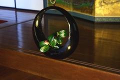 小粋な花器