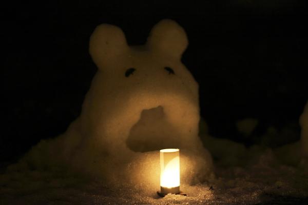 雪灯籠祭その3