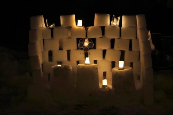 雪灯籠祭その2