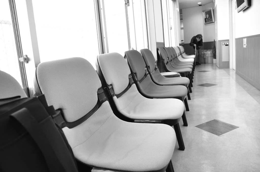 静かな廊下