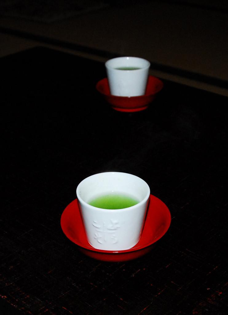 熊笹のお茶
