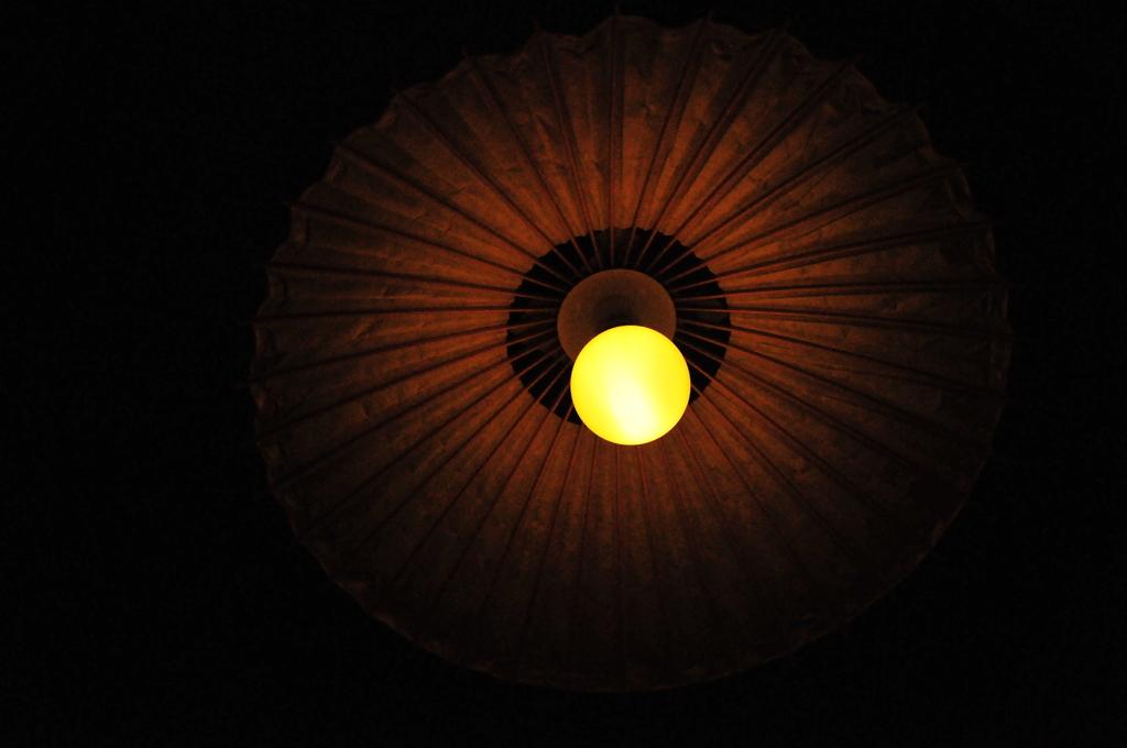 温かな灯火