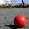 残されたボール