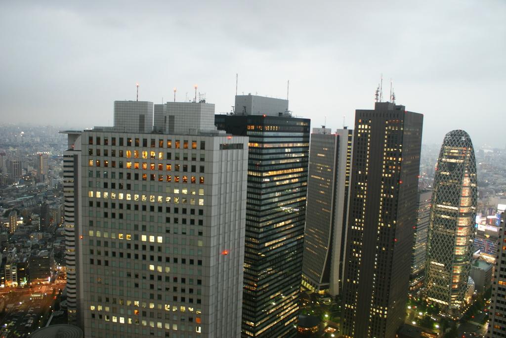 いわゆる西口@新宿