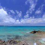 CANON Canon EOS 50Dで撮影した風景(ムスヌン浜(宮古島/来間島))の写真(画像)