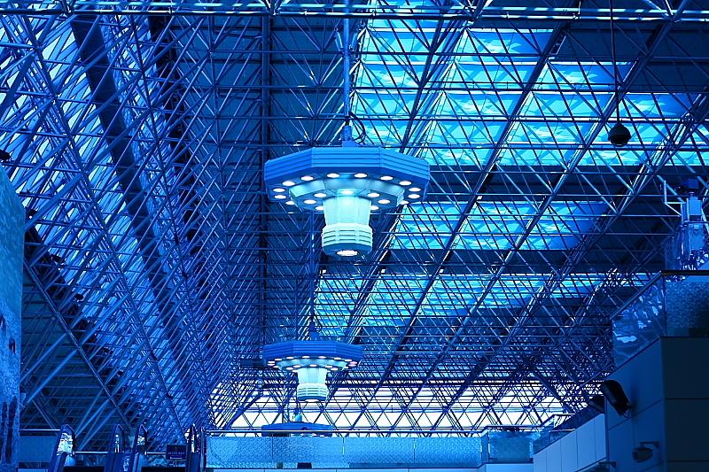 幾何学空港、台湾