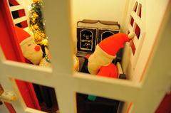 サンタのお家