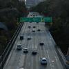 ロスの高速道路