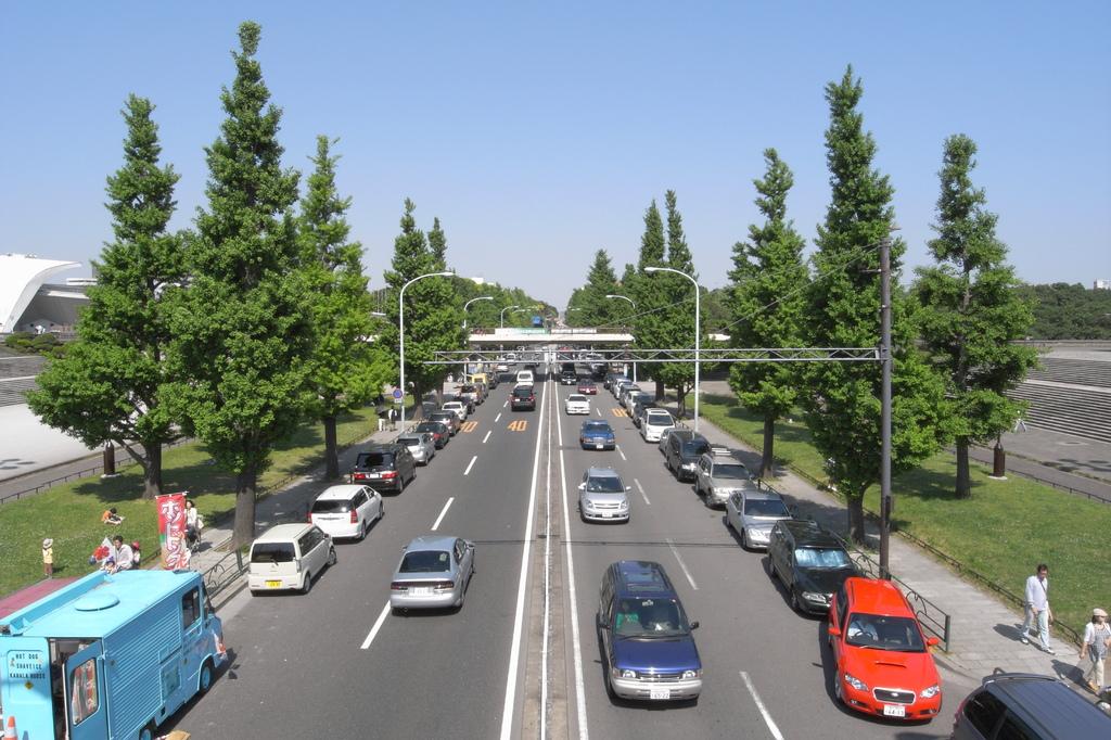 駒沢公園通り