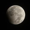 2010年元旦の月食