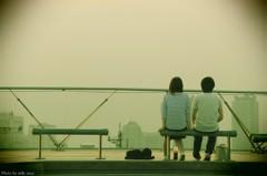 2人の距離