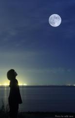 満月よ照らせ