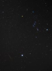 ふたご座流星群 ➀