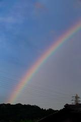 嵐の前の東空 ②