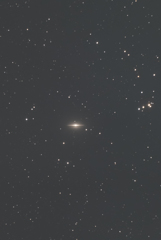 ソンブレロ銀河