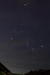 ふたご座流星群 ➁