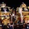 姫路の祭り クライマックス ①