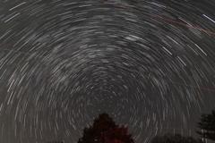 しぶんぎ座流星群の夜 《モールス信号じゃないバージョン》
