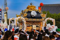 姫路の祭り2018 《大塩編》 ①