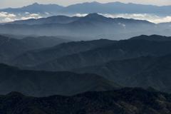 山グラデーション