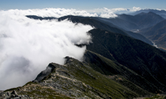雲の溜まる場所