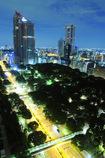 Shinjuku night view...