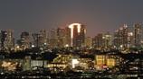 Tokyo city moon ②