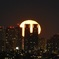 Tokyo City Moon