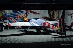 Red Bull 翼を休める・・・