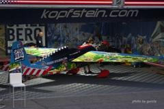 Red Bull AirRace HangarPhoto