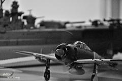 零式艦上戦闘機モノクロ