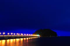 ~ 夜の竹島 ~