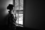 窓辺の女(ひと)