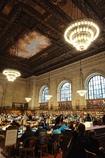 Biogon T*2.8/25+New York Public Library2