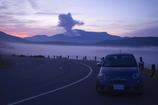 アバチンと雲海