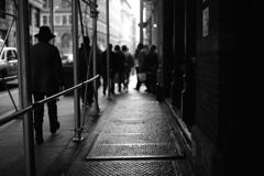 Street snap at SOHO
