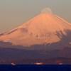 大きなパール富士