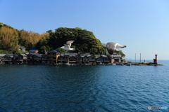 舟屋の街、伊根