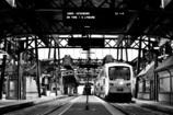 Train bound for Kitchener