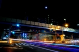 長原陸橋 PM11:00