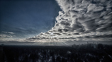 Winter Clouds of Toronto