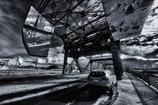 凍てつく橋