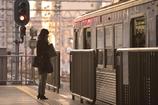 これから、乗ります ~とある駅での情景~