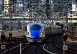 Arriving at Tokyo Terminal Station