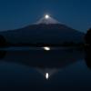 Lake Tanuki Pearl Fuji