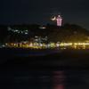 三日月と江の島シーキャンドル4