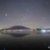 冬の山中湖