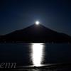 山中湖パール富士 2013/9/17