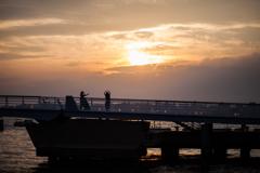 mojikou sunset