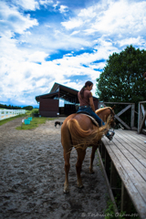 Woman Ride